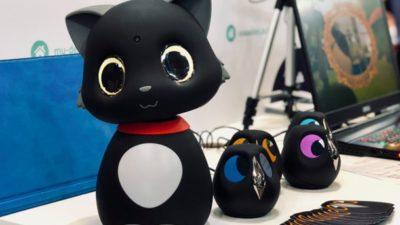Matebot_кот-робот