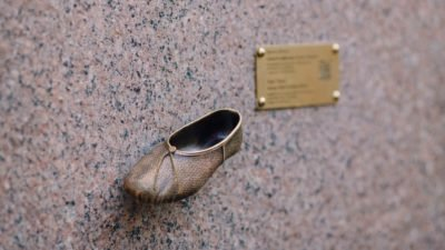 Золота туфелька Сержа Лифаря_Київ