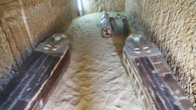 древний некрополь_Египет