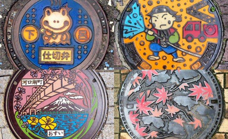 канализационные люки_Япония