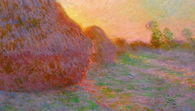 картина Клода Моне
