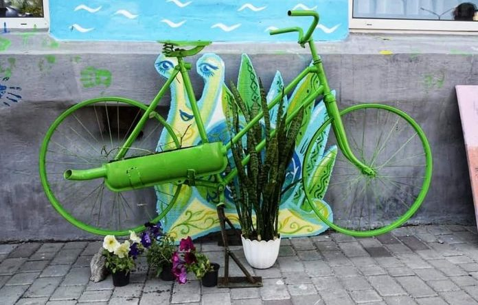 велосипед акция Павлоград