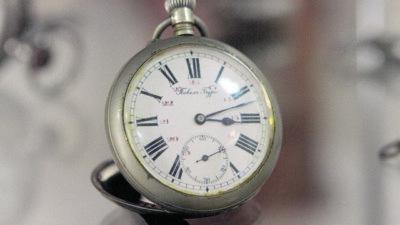 выставка старинных часов_Киев