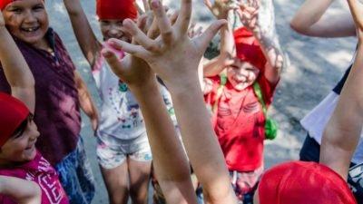 Як діти Дніпропетровщини відпочивають у пришкільних таборах