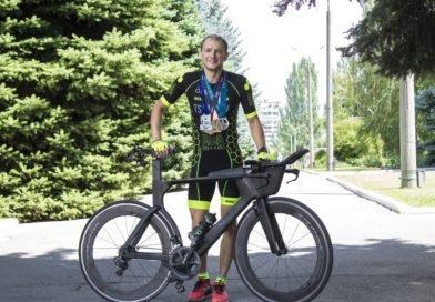 Святослав Цветков из Днепра победил на соревнованиях IRONMAN 70,3 в Турции (Фото)