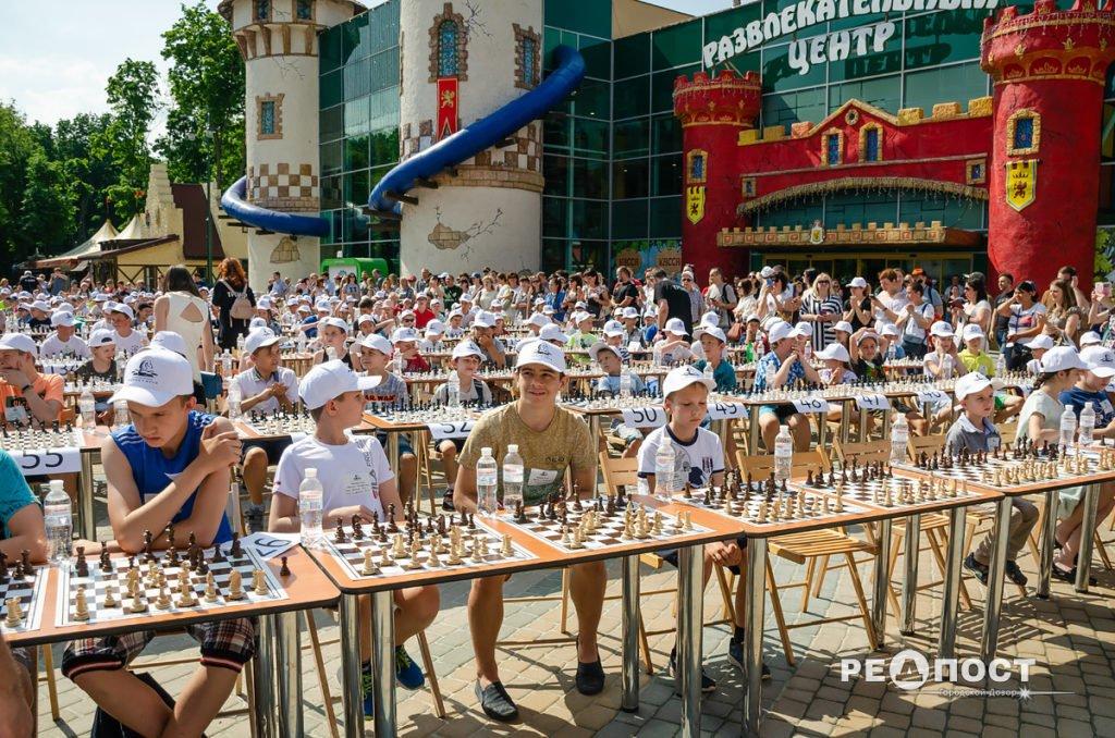 игра в шахматы_Харьков