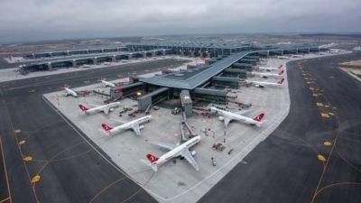 новий аеропорт_Стамбул