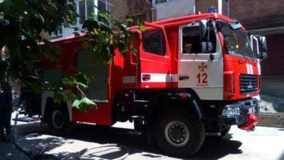 На Дніпропетровщині під час пожежі постраждало троє дітей (Фото)