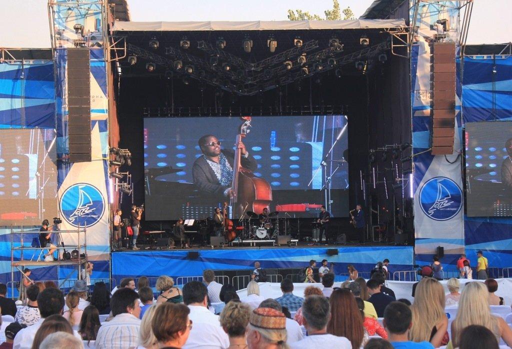 Джаз на Дніпрі