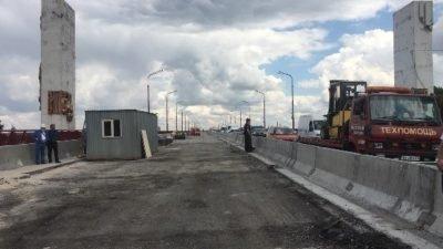 мост ремонт