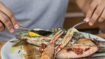 Моллюски питание