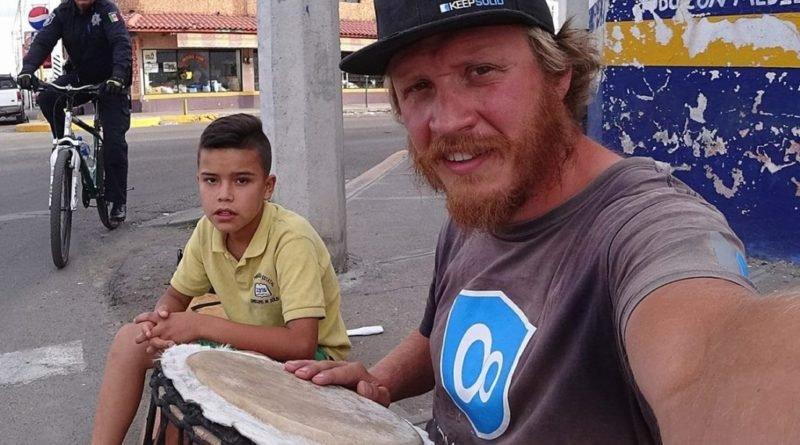 Мексиканские приключения одесского велопутешественника