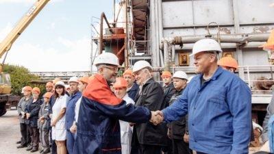 Вилкул встретился с рабочими завода ДнепрАзот_3