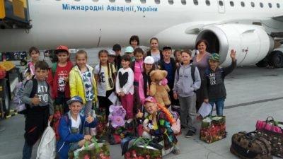 За підтримки Юрія Берези діти волонтерів та військових відвідали Швецію_2