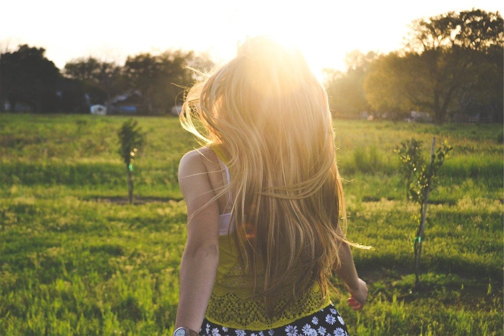 Картинки для аватарки девушки спиной, пожеланием всего наилучшего