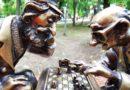 мини-скульптура_шахматисты
