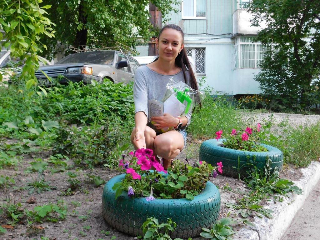 Инна Штефан_конкурс Городские цветы