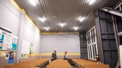 LED освітлення на ДТЕК ЦОФ Павлоградська (2)