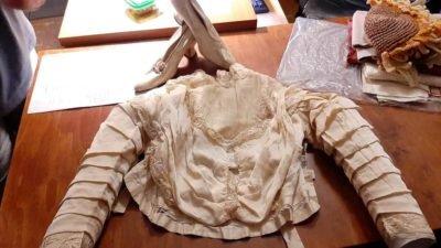 музей платье туфли Днепр