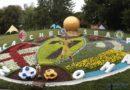 Певческое поле_выставка цветов