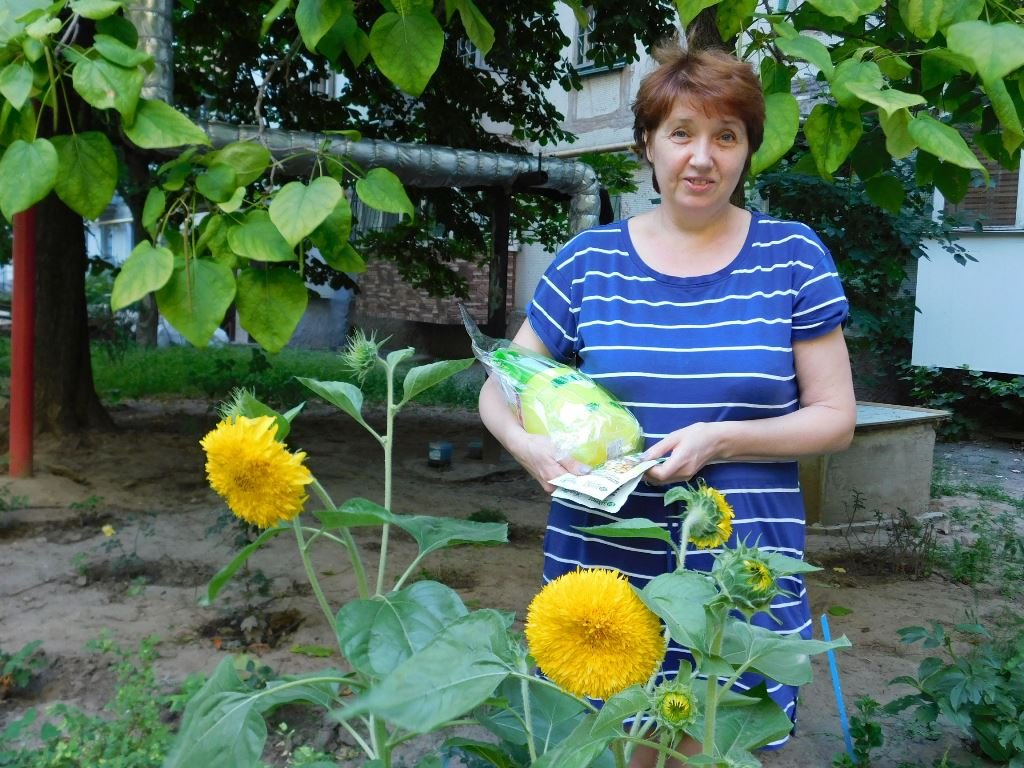 Татьяна Захмост_конкурс Городские цветы