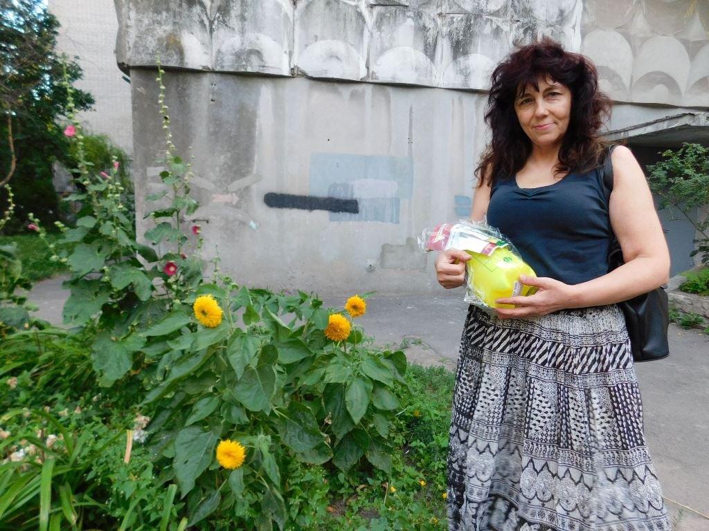 Виктория Перелыгина_конкурс Городские цветы