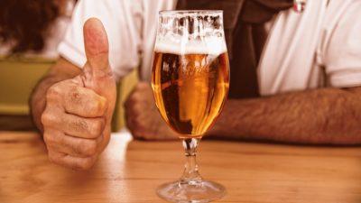 алкоголь пить