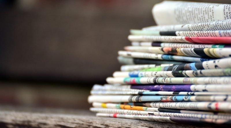 Судьба печатных изданий: газеты должны жить!