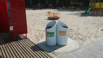 На дніпровському пляжі – нововведення (Фото)