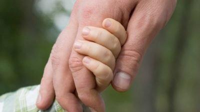 руки дети