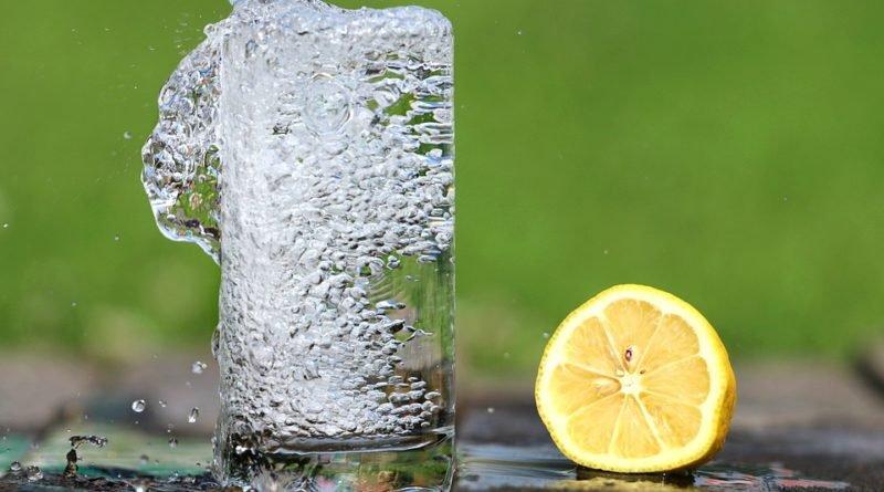 вода организм очищение