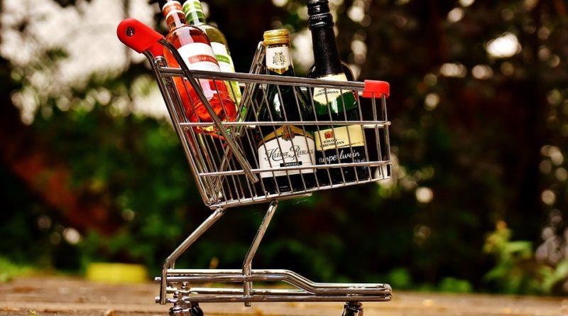 алкоголь продажа