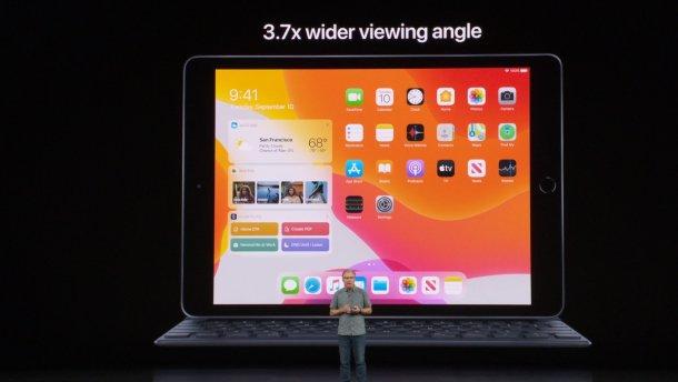 iPad 7 поколение