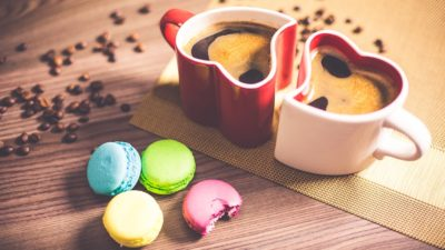 кофе сладости