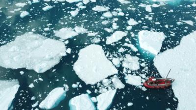 крижаний покрив Гренландії
