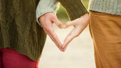 любовь рука