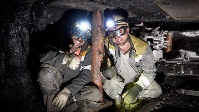 шахтарі ДТЕК Енерго