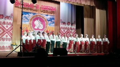До голосу голос: на Дніпропетровщині провели фестиваль-конкурс (Фото)