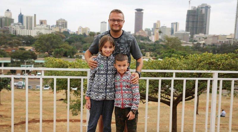 Вокруг света за 88 дней: семья из Днепра установила рекорд