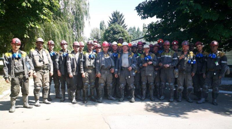 3 миллиона тонн угля добыли в Терновском шахтоуправлении