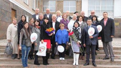У колі друзів і колег: на Дніпропетровщині відсвяткували ювілей газети