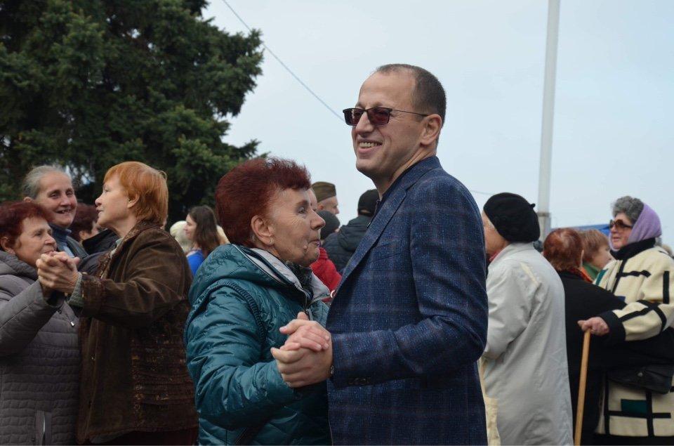 акция Геннадия Гуфмана
