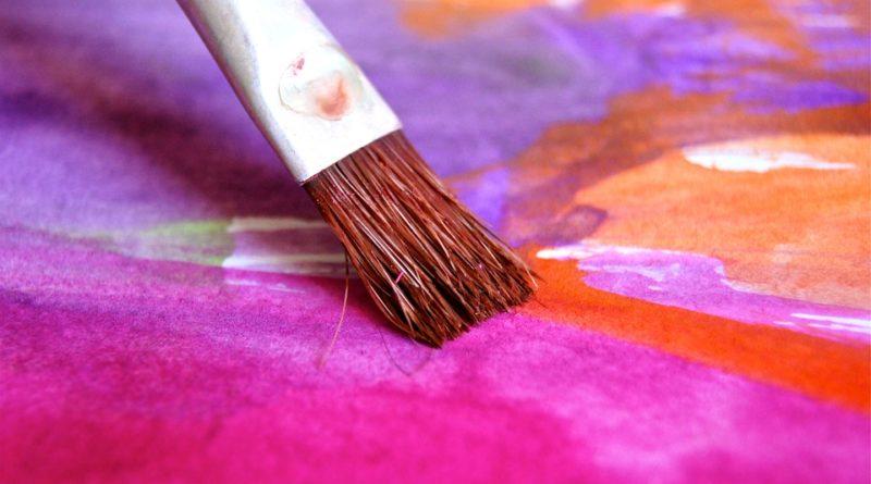 краска кисти