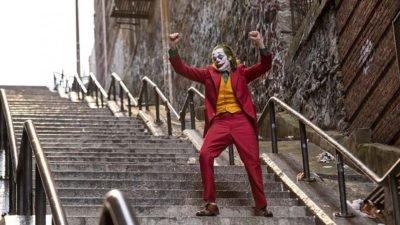 лестница из фильма Джокер