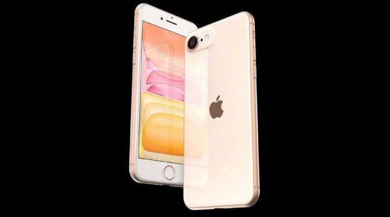 новый смартфон от Apple