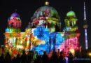 світлова інсталяція в Берліні