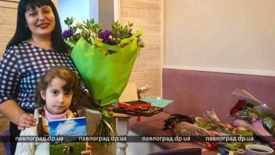 Журналистка из Павлограда презентовала сборник рассказов о любви