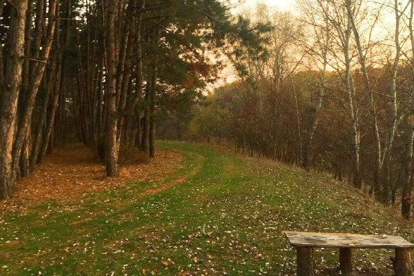 погода Днепра осень