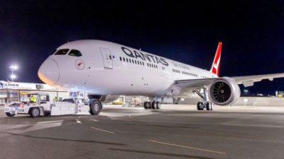 літак Qantas