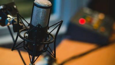 медиа микрофон